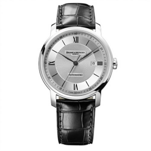 Baume & Mercier 8868 : Classima Executives Automatic 42 Silver