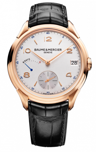 Baume & Mercier 10195 : Clifton 1830 Eight Day Power Reserve