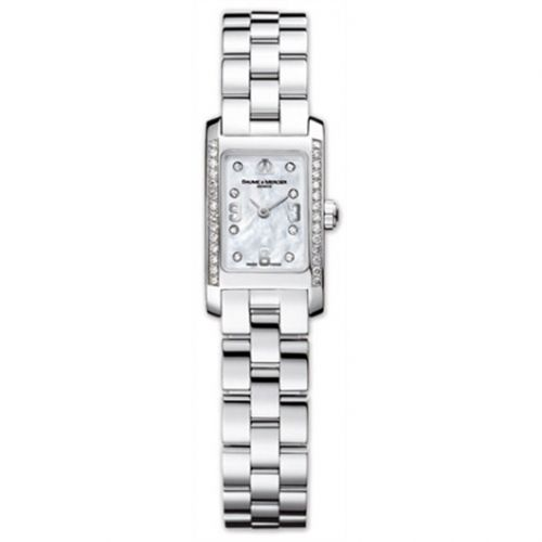 8681 : Baume & Mercier Hampton Classic Ladies Small