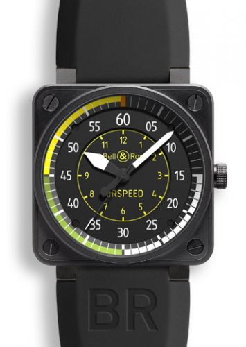 BR0192AIRSPEED : Bell & Ross BR 01 92 Airspeed