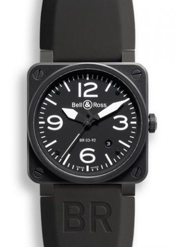 BR0392BLCA : Bell & Ross BR 03 92 Carbon