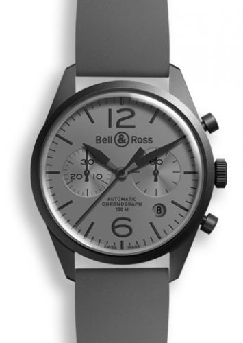 Bell & Ross BRV126COMMANDO : BR 126 Commando Chronograph