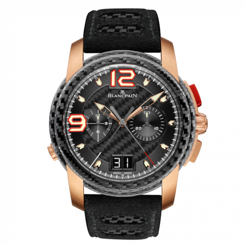 8886F-3603-52B : Blancpain  L-Evolution Chronographe Flyback a Rattrapante Grande Date Red Gold