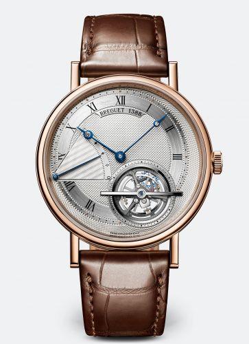 Breguet 5377BR/12/9WU : Tourbillon Extra-Plat 5377 Rose Gold