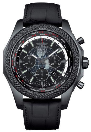 Breitling MB0521V4BE46265SM20DSA2 : Breitling For Bentley B05 Unitime Midnight Carbon