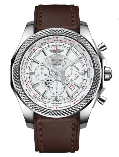Breitling AB0521U0.A755.479X.A20B.A1 : Breitling For Bentley B05 Unitime Silver