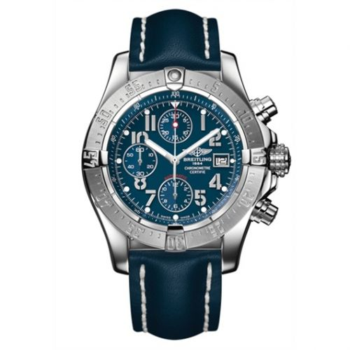 Breitling A1338012.C794.105X : Avenger Blue / Calf