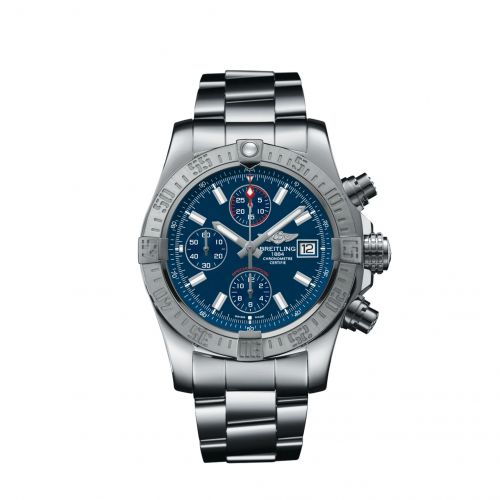 Breitling A1338111/C996/170A : Avenger II Stainless Steel / Blue / Japan Special Edition