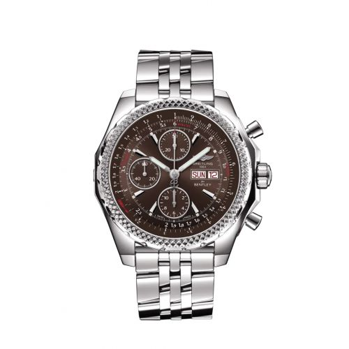 Breitling A1336233/Q614/980A : Breitling for Bentley GT Stainless Steel / Copperhead Bronze / Japan Special Edition