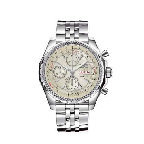 Breitling A133628X/A786/980A : Breitling for Bentley GT Stainless Steel / White / Japan Special Edition