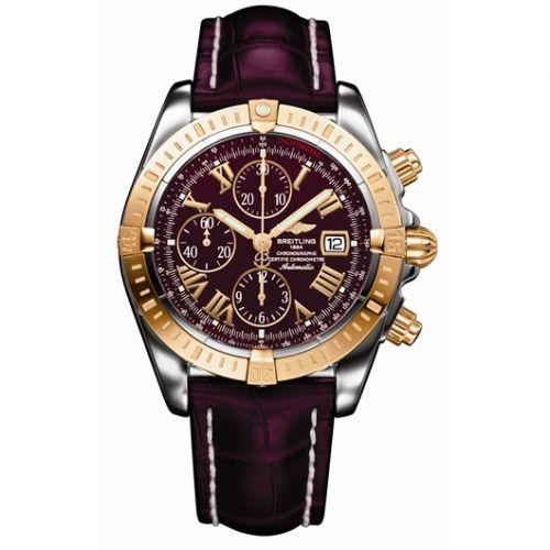 Breitling C1335611K515 : Chronomat Evolution