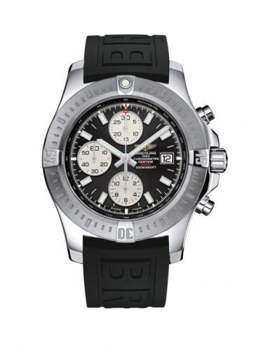 Breitling A1338811/BD83/152S/A20S.1 : Colt Chronograph Automatic Stainless Steel / Volcano Black / Rubber / Pin