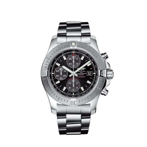 Breitling A133882A/BF72/173A : Colt Chronograph Automatic Stainless Steel / Black / Japan Special Edition