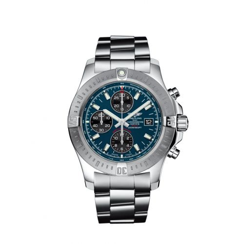Breitling A133882A/C958/173A : Colt Chronograph Automatic Stainless Steel / Blue / Japan Special Edition