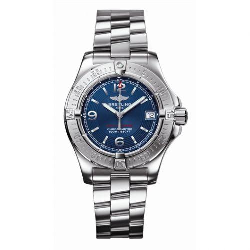 Breitling A7738011.C677.813A : Colt Oceane Blue / Bracelet