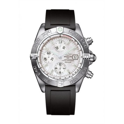 Breitling A1336410/A569/131S : Galactic Chronograph II Stainless Steel / MOP