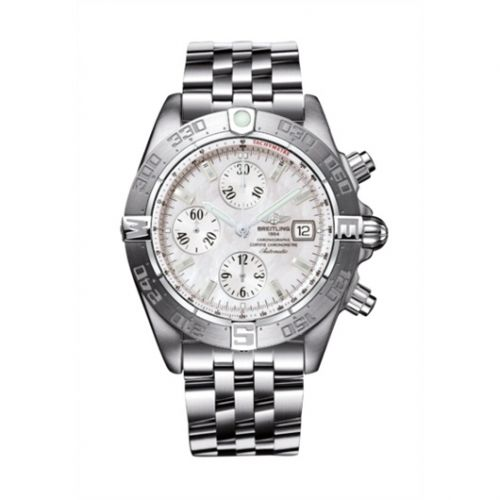 Breitling A1336410/A569/379A : Galactic Chronograph II Stainless Steel / MOP