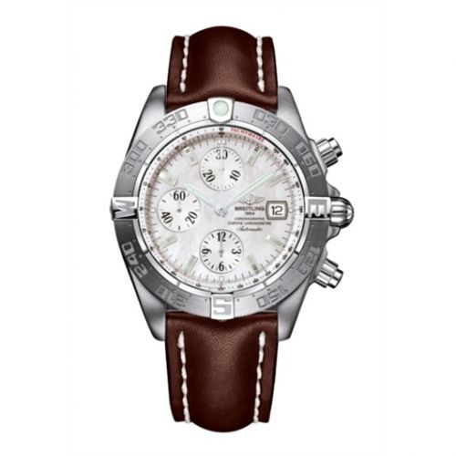 Breitling A1336410/A569/437X : Galactic Chronograph II Stainless Steel / MOP