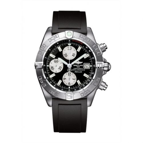 Breitling A1336410/B719/131S : Galactic Chronograph II Stainless Steel / Black