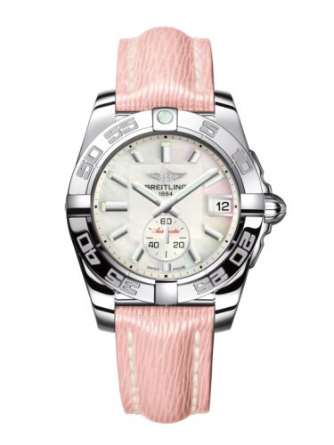 Breitling A3733012/A716/239X/A16BA.1 : Galactic 36 Automatic Stainless Steel / Pearl / Sahara