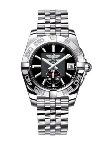 Breitling A3733012/BA33/376A : Galactic 36 Automatic Stainless Steel / Volcano Black / Bracelet