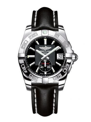 Breitling A3733012/BA33/414X/A16BA.1 : Galactic 36 Automatic Stainless Steel / Volcano Black / Calf