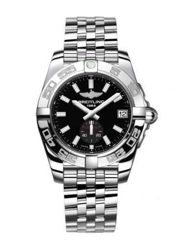 Breitling A37330121B1A1 : Galactic 36 Automatic Stainless Steel / Onyx Black / Bracelet
