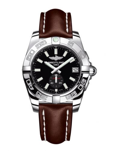 Breitling A3733012/BE77/416X/A16BA.1 : Galactic 36 Automatic Stainless Steel / Onyx Black / Calf
