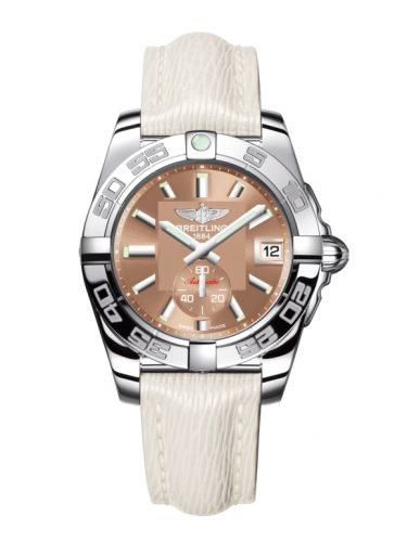 Breitling A3733012/Q582/236X/A16BA.1 : Galactic 36 Automatic Stainless Steel / Copperhead Bronze / Sahara