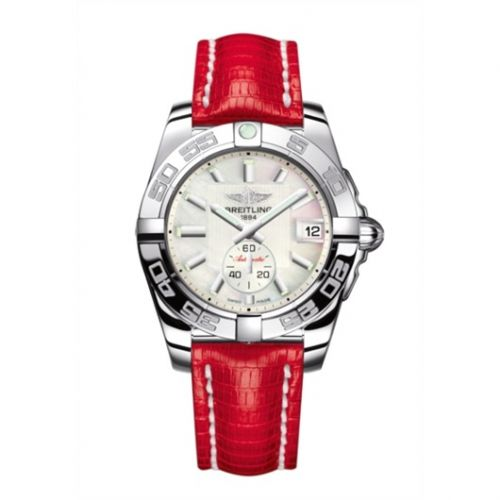 Breitling A3733012/A716/114Z/A16BA.1 : Galactic 36 Automatic Stainless Steel / Pearl / Teju
