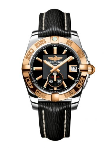 Breitling C3733012/BA54/213X/A16BA.1 : Galactic 36 Automatic Stainless Steel / Rose Gold / Volcano Black / Sahara