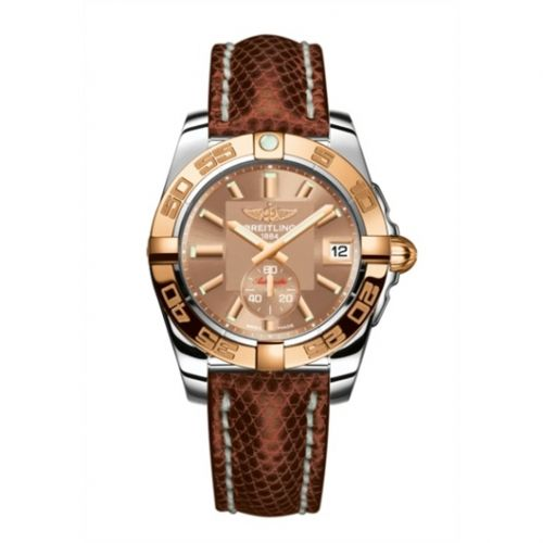 Breitling C3733012/Q584/172Z/A16BA.1 : Galactic 36 Automatic Stainless Steel / Rose Gold / Copperhead Bronze / Teju