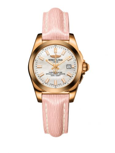 H7234812.A791.272X : Breitling Galactic 29 Rose Gold / Pearl / Sahara