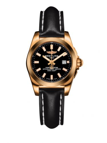 H7234812.BF32.477X : Breitling Galactic 29 Rose Gold / Trophy Black / Calf
