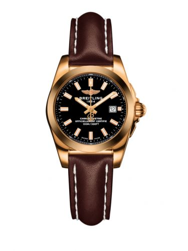 H7234812.BF32.484X : Breitling Galactic 29 Rose Gold / Trophy Black / Calf