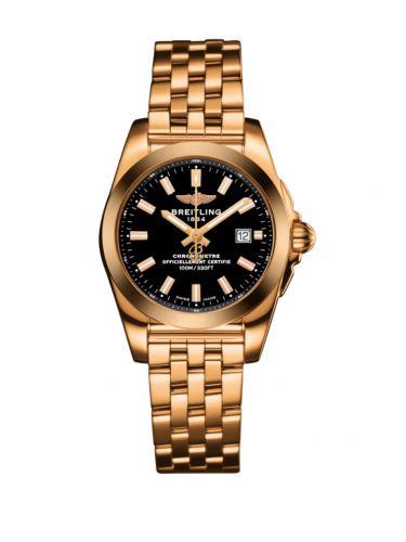 H7234812.BF32.791H : Breitling Galactic 29 Rose Gold / Trophy Black / Bracelet