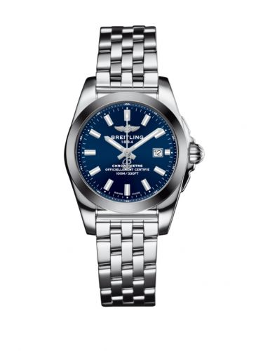 W72348121C1A1 : Breitling Galactic 29 Stainless Steel / Horizon Blue / Bracelet