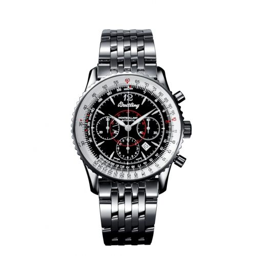 Breitling A4137012/BE22/223A : Montbillant 38 Stainless Steel / Black / Japan Special Edition
