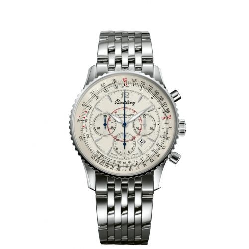 A4137012/G634/223A : Breitling Montbillant 38 Stainless Steel / Silver / Japan Special Edition