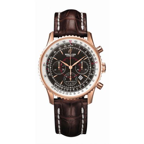 Breitling H4137012.Q555 : Montbillant Pink Gold / Bronze