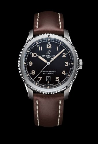 Breitling A1731S1A1B1X1 : Navitimer 8 Automatic 41 Stainless Steel Swiss Air