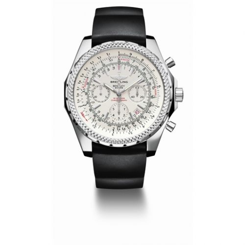 Breitling A2536212.G552 : Breitling for Bentley Motors Silver