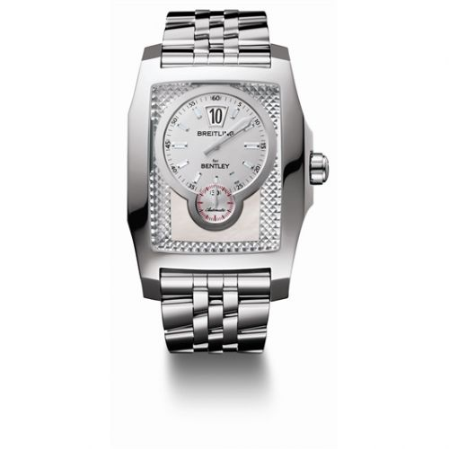 Breitling A2836212.A633 : Breitling for Bentley Flying B Silver