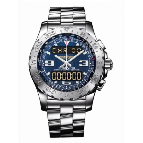 A7836334.C761 : Breitling Airwolf Blue