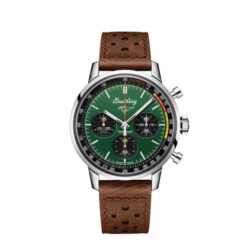 Breitling A253101A1L1X1 : Premier Top Time Ford Mustang