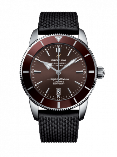 Breitling AB202033/Q618/256S/A20D.2 : Superocean Heritage II 46 Stainless Steel / Bronze / Bronze / Aero Classic / Folding