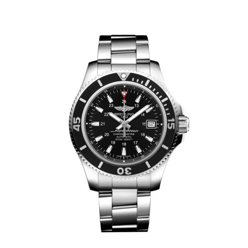 Breitling A17365C9/BF71/161A : Superocean II 42 Stainless Steel / Black / Japan Special Edition