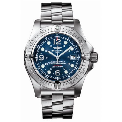Breitling A1739010C666 : Superocean Steelfish