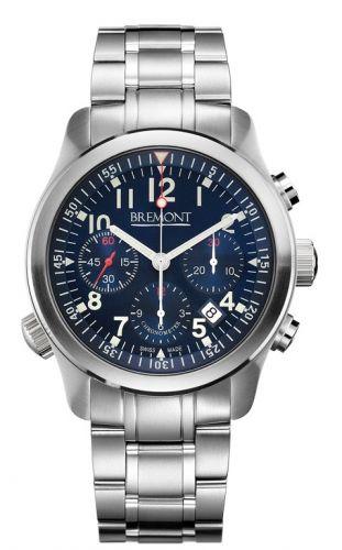 Bremont ALT1PBLbr : ALT1-P Pilot Blue Bracelet