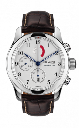 Bremont AC-R/SS : America's Cup Regatta Stainless Steel